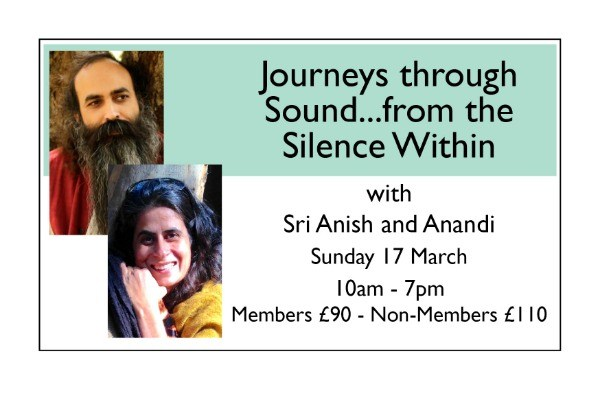 Journeys Through Sound: TO THE SILENCE WITHIN