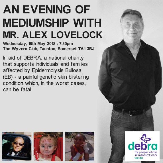An Evening of Mediumship with Mr. Alex Lovelock