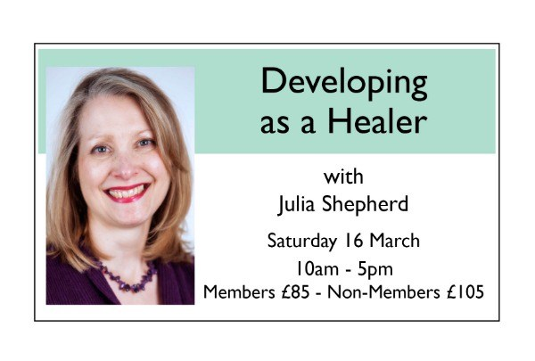 Developing as a Healer: REVISE AND ENHANCE YOUR HEALING SKILLS