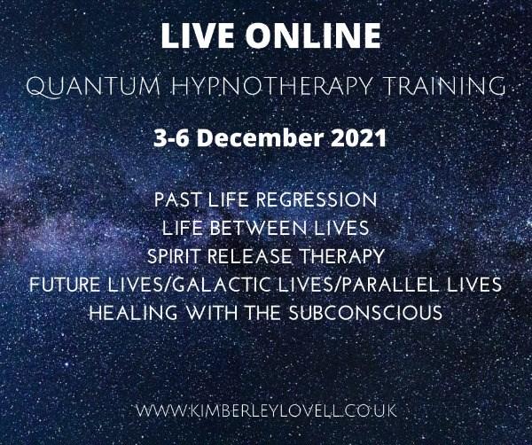 Quantum Hypnotherapy Training