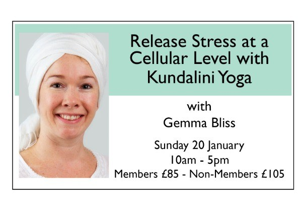 Release Stress on a Cellular Level with Kundalini Yoga