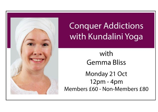 Conquer Addictions with Kundalini Yoga
