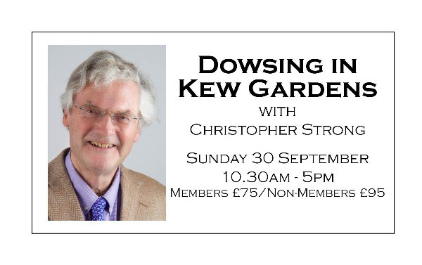 Dowsing in Kew Gardens
