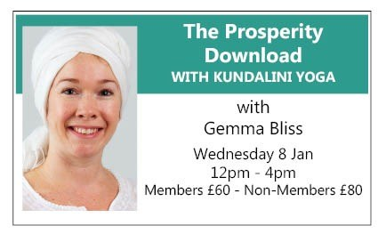 The Prosperity Download with Kundalini Yoga