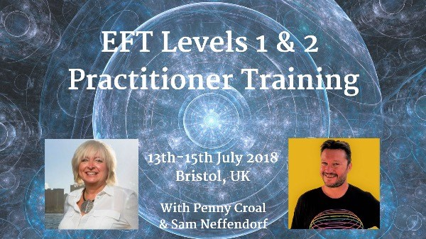 EFT Level 1 & 2 AAMET Practitioner Training