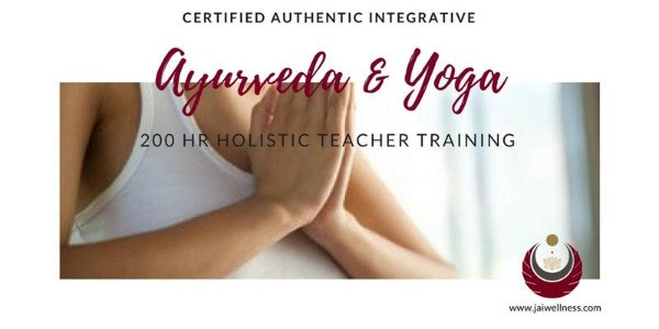 Ayurveda & Yoga Instructor Training Program Certified 200hr YTT