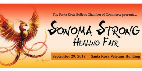 Sonoma Strong Healing Fair - Free Event