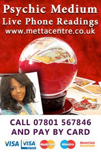 Psychic Medium - Live Phone Readings