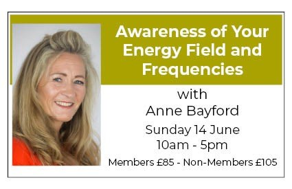 Awareness of Your Energy Fields and Frequencies
