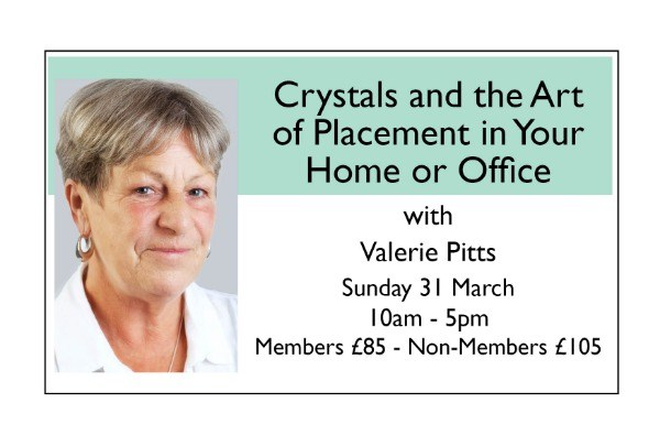 Crystals and the Art of Placement in Your Home or Office