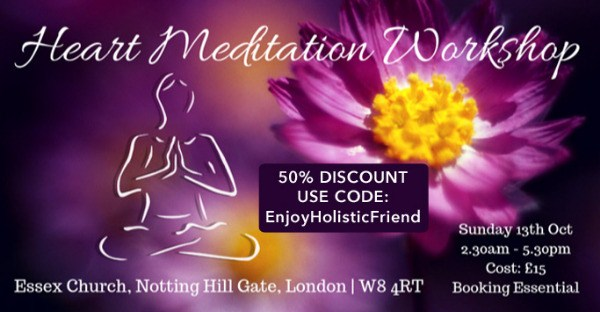 London Heart Meditation Workshop