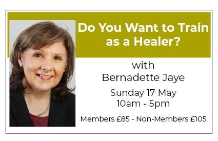 Do You Want to Train as a Healer?