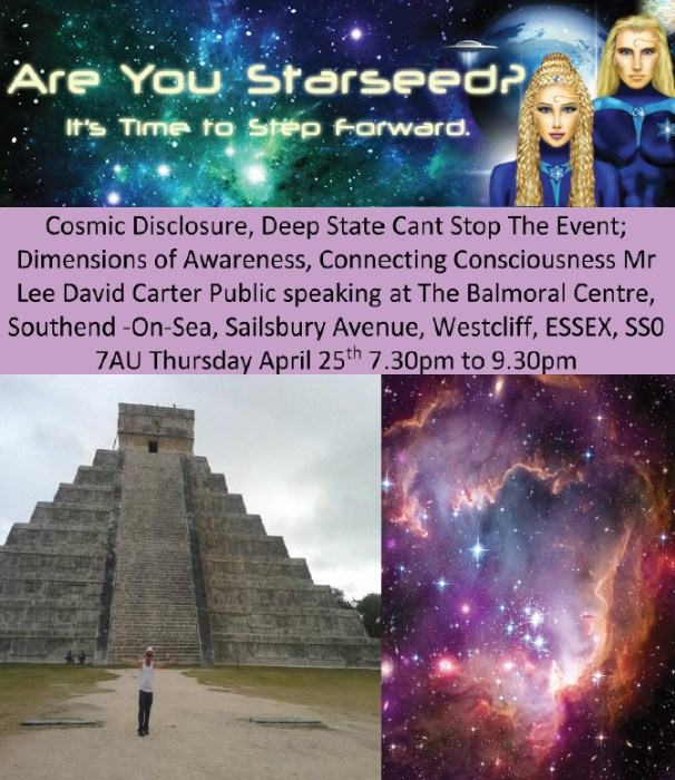 Are you a Starseed? It's time to step forward