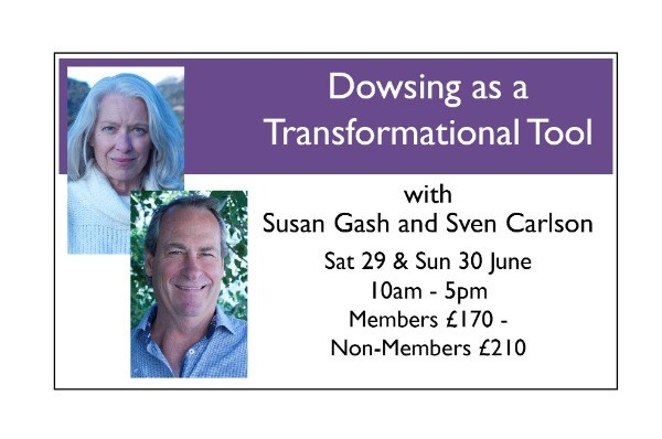 Dowsing as a Transformational Tool