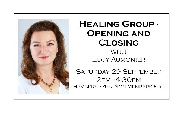 Healing Group: Opening and Closing