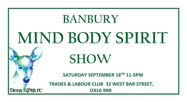 Banbury Mind Body Spirit Show