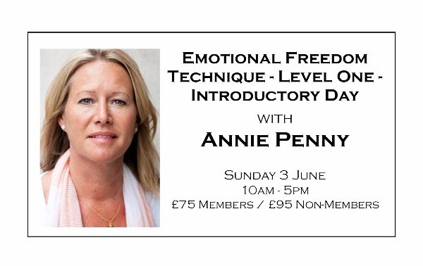 Emotional Freedom Technique - Level One - Introductory Day