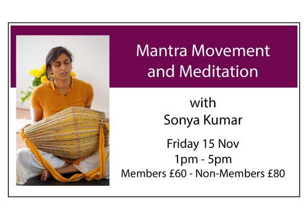 Mantra Movement and Meditation