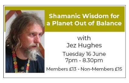 Shamanic Wisdom for a Planet out of Balance