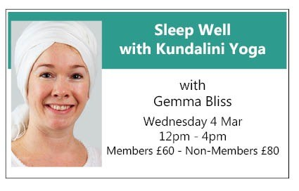 Sleep Well with Kundalini Yoga