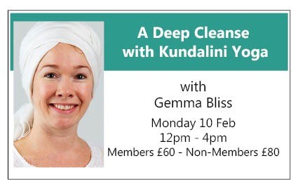 A Deep Cleanse with Kundalini Yoga