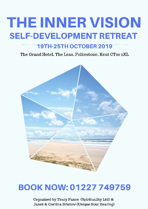 The Inner Vision: Self Development Retreat 2019