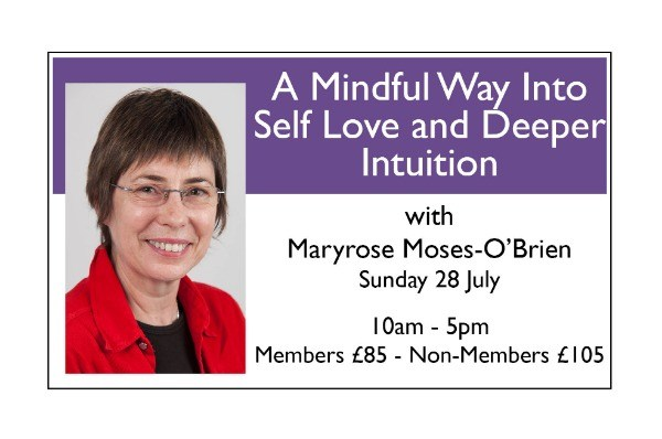 A Mindful Way Into Self Love and Deeper Intuition