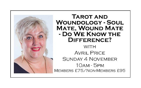 Tarot and Woundology - Soul Mate, Wound Mate - Do we Know the Difference?