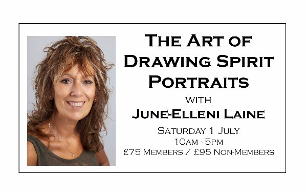 The Art of Drawing Spirit Portraits