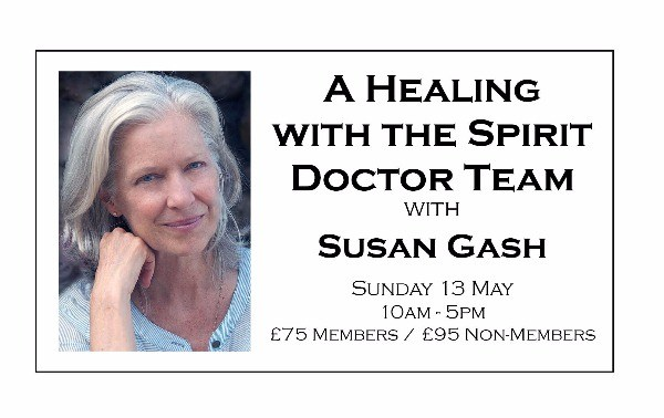 A Healing with the Spirit Doctor Team