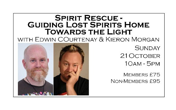 Spirit Rescue - Guiding Lost Spirits Home Towards the Light