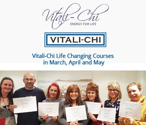 Vitali-Chi Life Changing Weekend Workshops