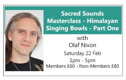 Sacred Sounds Masterclass HIMALAYAN SINGING BOWLS - PART ONE