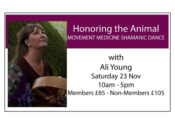 Honouring the Animal - Movement Medicine Shamanic Dance