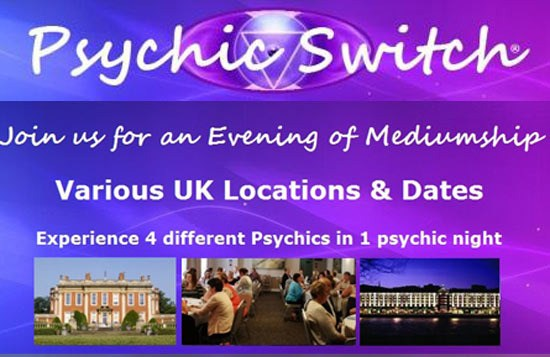 Darlington Psychic Switch
