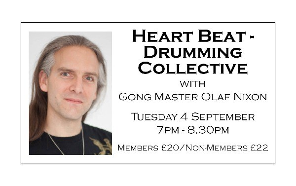 Heart Beat - Drumming Collective