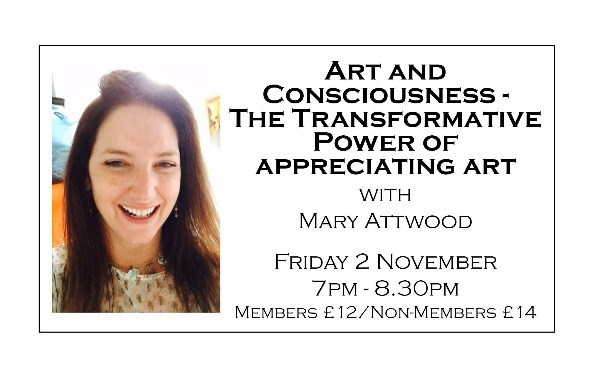 Art and Consciousness - The Transformative Power of Appreciating Art