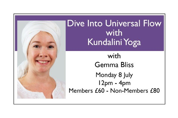 Dive Into the Universal Flow with Kundalini Yoga