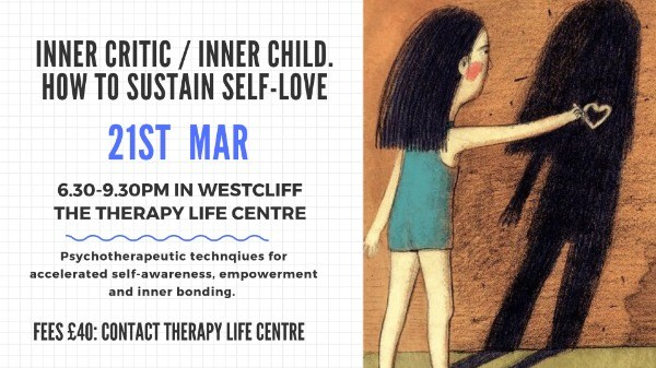 Inner Critic / Inner Child: How to Sustain Self-Love