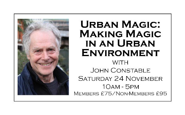 Urban Magic: Making Magic in an Urban Environment