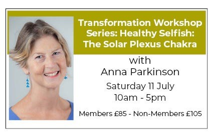 Transformation Workshop Series: HEALTHY SELFISH: THE SOLAR PLEXUS CHAKRA