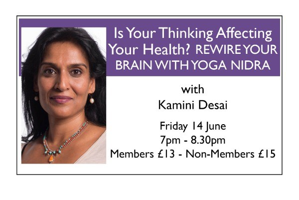 Is Your Thinking Affecting Your Health? - REWIRE YOUR BRAIN WITH YOGA NIDRA