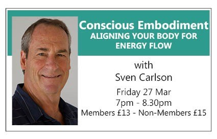 Conscious Embodiment - ALIGNING YOUR BODY FOR ENERGY FLOW