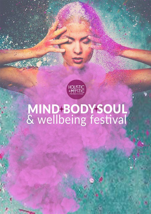 Sussex Mind, Body & Soul Show 7th October 2018