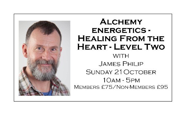Alchemy Energetics - Healing From the Heart – Level Two - Shamanic Healing