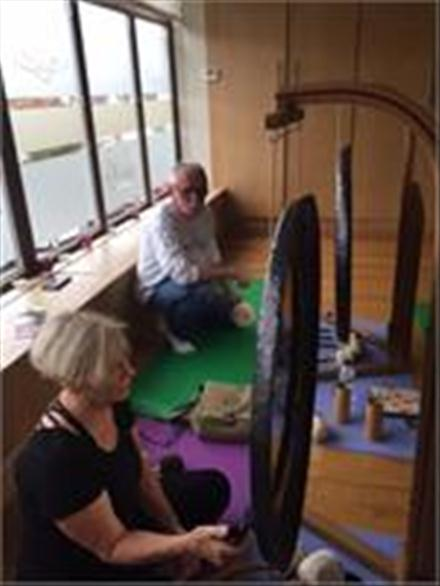 Ruesi Dat Ton/Gong Sound Bath - meditative Yoga with Lizzy Horn