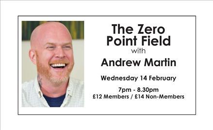 The Zero Point Field