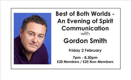 Best of Both Worlds - An Evening of Spirit Communication