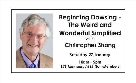 Beginning Dowsing - The Weird and Wonderful Simplified