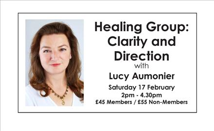 Healing Group: Clarity and Direction